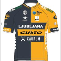 Continental Cycling Team Ljubljana Gusto Xaurum