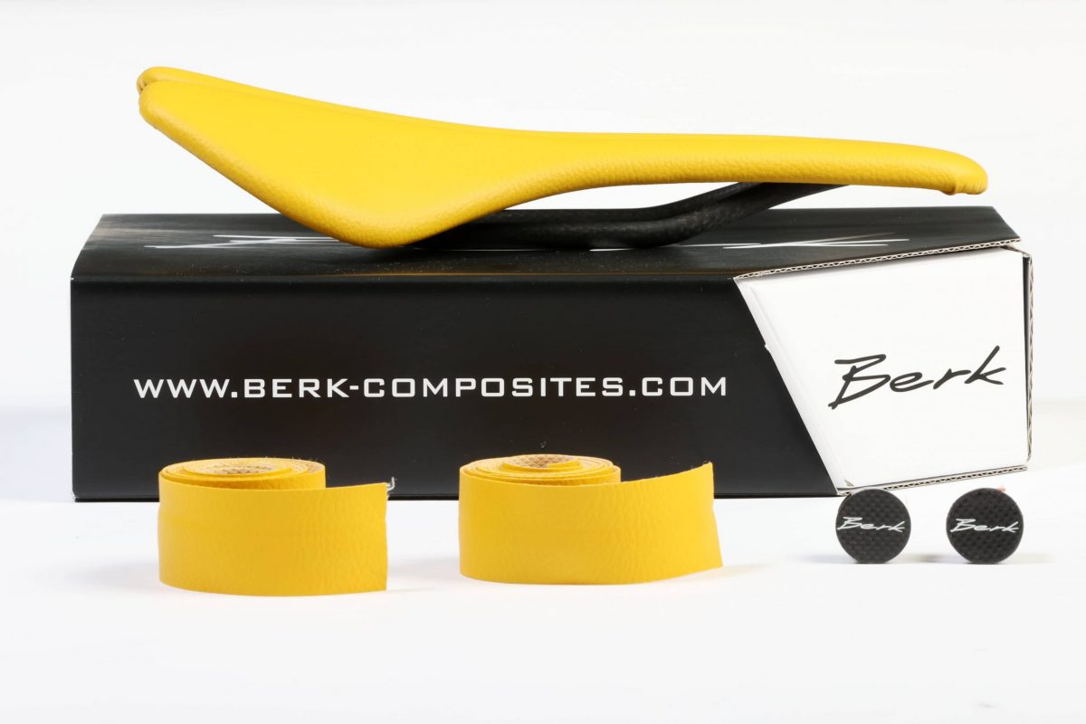 Berk Composites TDF edition 3